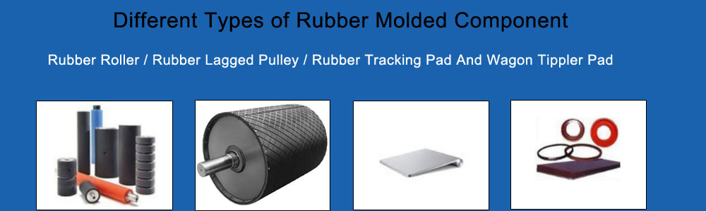 Rubber Molded Component
